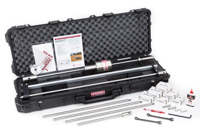 K-100 MD Military Deluxe DCP Kit