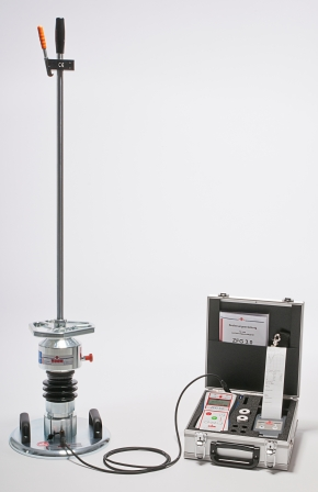 Zorn ZFG 3.0 Light Weight Deflectometer for Soils Testing (without GPS)