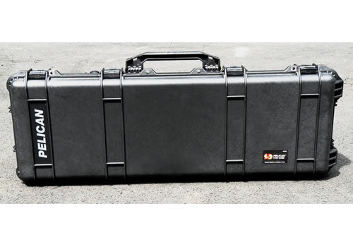 Carrying Case (Long) for Dynamic Cone Penetrometer (DCP)