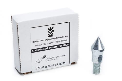 K-100 Hardened Point (silver)
