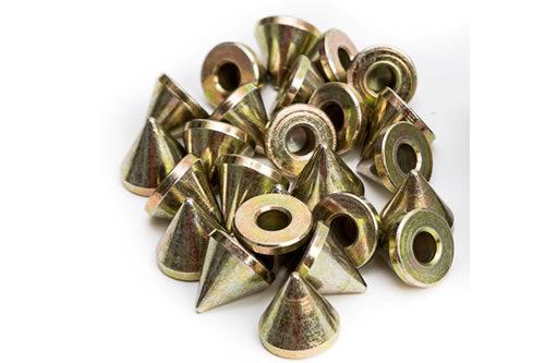 Bulk Disposable Cones - Qty 100