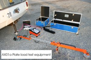 Plate Load Tester