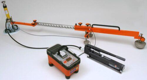 ANIX AX01 Plate Load Test Equipment Assembled